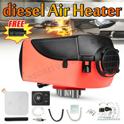 2000W Air diesel Heater PLANAR 2 kW 12V for trucks, motor-homes, boats, bus CAN