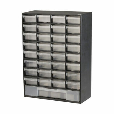 NEW 33 Drawer Parts Cabinet 414(H) x 304(W) x 135(D)mm HB6330