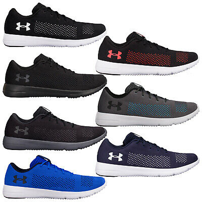 2018 Under Armour Mens Rapid Trainers Running Shoes New Gym Sport UA Cushioned