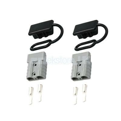 2pcs Winch Quick Connect Disconnect Battery Connection High Quality