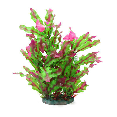 Fish Tank Aquatic Simulation Plastic Long Plant Grass Lawn Decoration Ornament