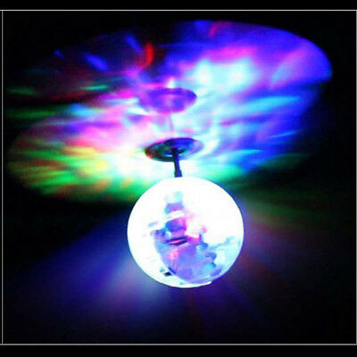 Hot RC Flying Ball Drone LED Flash Light Krystal Aircraft Helicopter Outdoor Toy