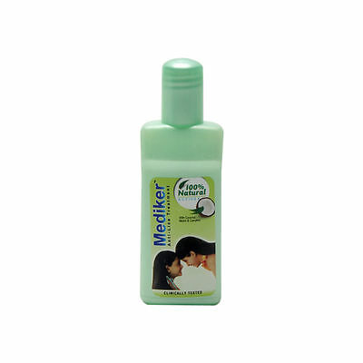 5X50 Ml Of Mediker Anti Lice Shampoo With Coconut Oil & Neem With Free Shipping