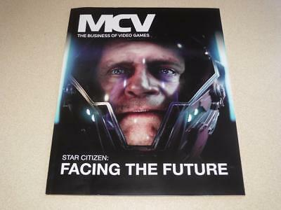 MCV Magazine ~ Issue 928 October 27th 2017 ~ Trade only ~ Star Citizen