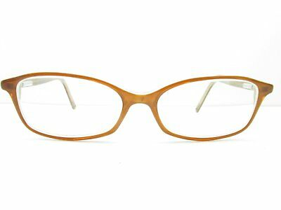 599f0bc169d8 Coach PAGE 506 Brown Rectangular EYEGLASSES FRAMES 49-14-135 TV6 21433