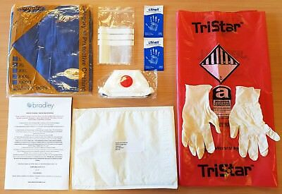 DIY Asbestos Sampling AND Testing Kit - 1 x Sample & UKAS LAB Test Fee Included