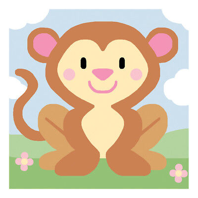Royal Paris Tapestry Printed Canvas Monkey Beginners Kids | 98801010008