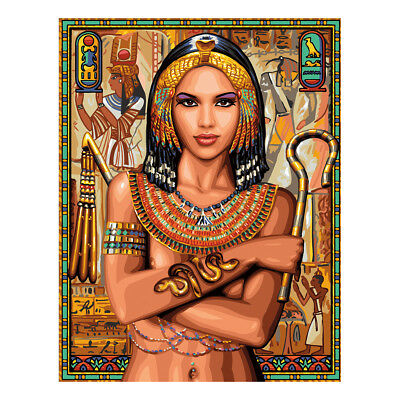 Royal Paris Tapestry Printed Canvas Eygptian Princess | 98801420482