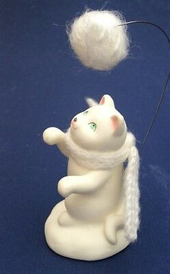 Snowbabies Collectible Animals Cat #4060052 BRAND NEW 2017 Free Shipping