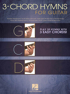 GREATEST HYMNS FOR Easy Guitar Tab Sheet Music Chords Christian ...