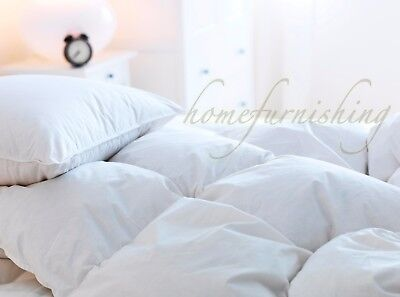 Ultra Warm 15 Tog Heavy Weight Winter HUNGARIAN DUCK FEATHER DOWN Duvet Quilt
