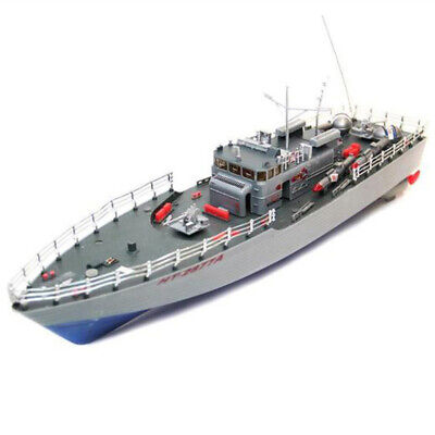 Rc Radio Control Warship Missile Carrier Ht