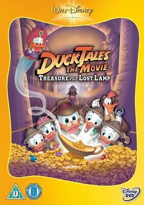 Duck Tales the Movie the Treasure Of The Lost Lamp (Disney) Region 2 New DVD