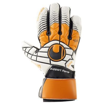 Uhlsport Eliminator Soft Torwarthandschuhe Fingerschutz Supportframe Fingersave