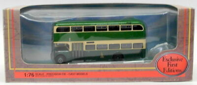 EFE 1/76 Scale Model Bus 30602 - AEC Renown Bus - King Alfred