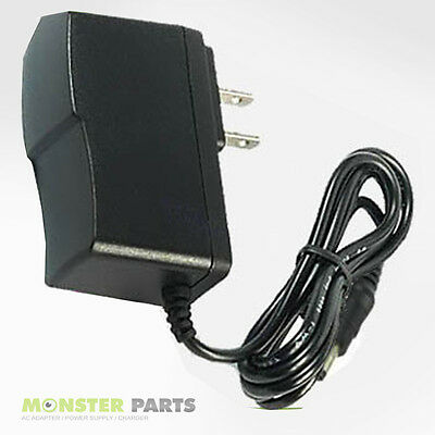 AC Adapter fit HCT HPD-700C Portable DVD Player Ac adapter POWER CHARGER SUPPLY