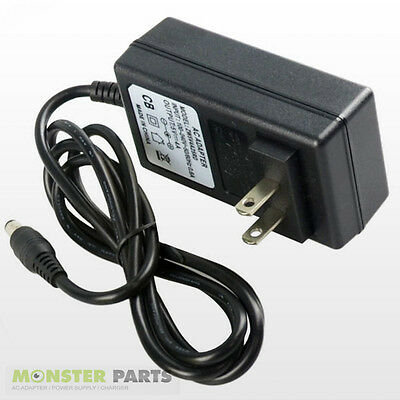 AC Adapter fit Sylvania SDVD8706B DVD Player Replacement switching power supply