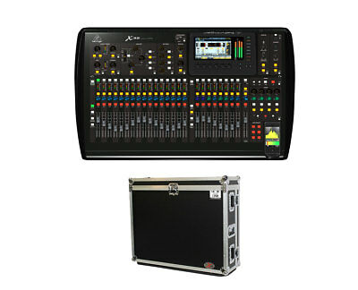 Behringer X32 Digital Console + ProX XS-BX32DHW Case w/ Doghouse and Wheels
