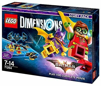 LEGO Dimensions Story Pack Lego Batman Movie 71264 Plattformunabhängig NEU