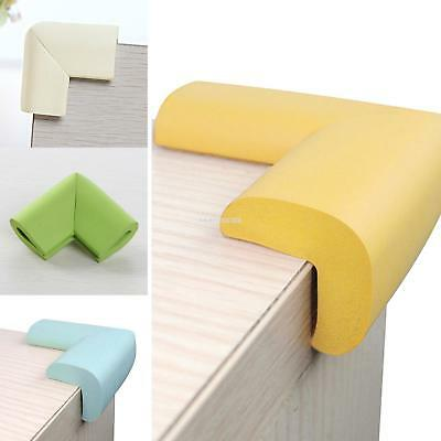 4pcs Baby Kid Soft Foam Table Edge Corner Cushion Safety Protector Guard Pads