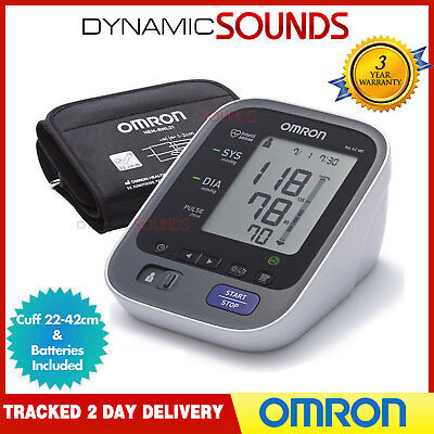 omron m6 comfort automatic arm blood pressure monitor with morning hypertension cad. Black Bedroom Furniture Sets. Home Design Ideas