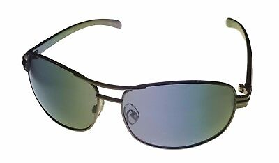 7650df00039 PERRY ELLIS MEN S Gunmetal Navigator Sunglasses w  Gradient Lens ...