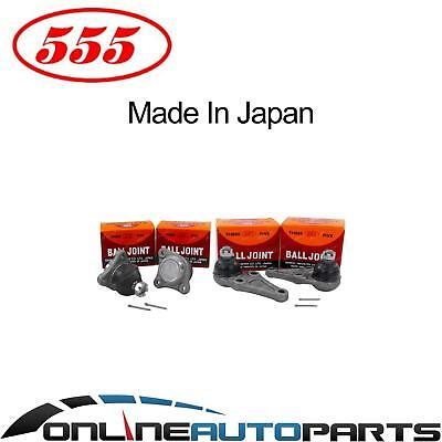 Upper & Lower Ball Joints for Mitsubishi Pajero NM NP NS NT 2000~11 - 555 Japan