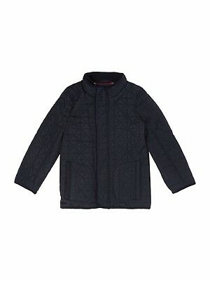 Howick Junior Boys Quilted Pocket Coat Jacket 5-6 Years BNWT RRP £43.95 Navy
