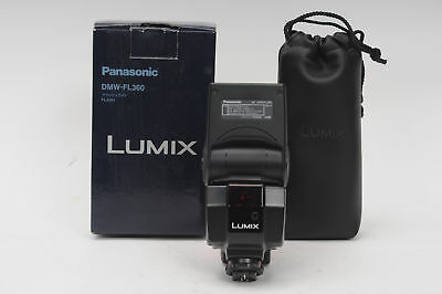 Panasonic DMW-FL360 Shoe Mount Flash                                        #216