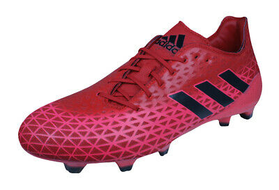 adidas Crazyquick Malice FG Mens Rugby Boots - Red