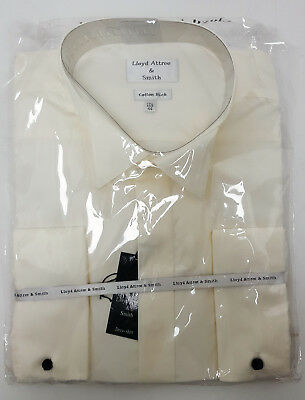 Clearance Buy Soft Cream Wing Collar Dressed  Shirt limited stock be quick