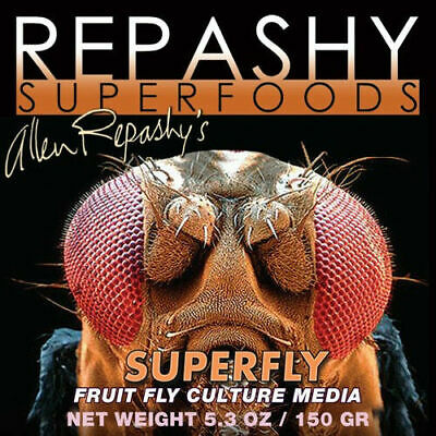 Repashy SuperFoods Superfly Fruit Fly Culture Medium Feeder Insects 170/500g