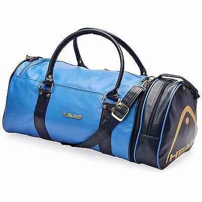 Head Retro Monte Carlo Holdall Travel Weekend Luggage Overnight Duffle Bag