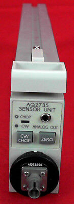 Ando AQ2735 Optical Power Meter 700 to 1700 nm