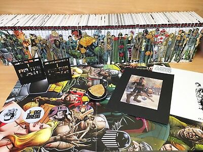 Huge Judge Dredd Mega Collection! X69 Issues Graphic Novel Premium Subscription