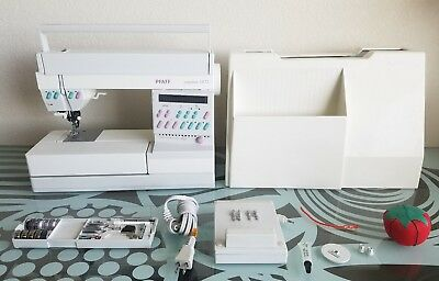 NICE! Pfaff Creative 1472 with IDT w/accessories Professionally Serviced