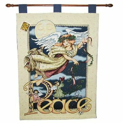 Mary Engelbreit Peace Angel Wall Hanging-HWEP
