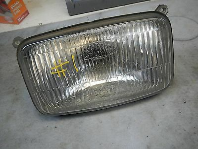 Headlight Head Light Bulb Housing #1 1986 Polaris Indy Trail 488 500 0860761