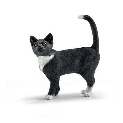 Schleich Cat Standing Figurine, 2Pack