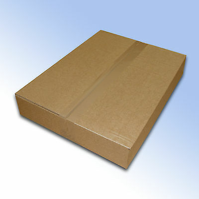 50 Royal Mail Small Parcel postal mailing boxes maximum size of 450x350x80mm