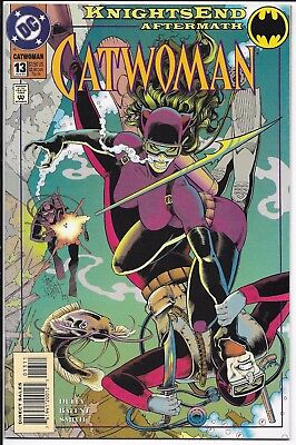 DC Comics - Catwoman - #13 Aug 1994
