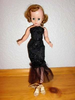 "Mme Alexander ~ Vintage 1957-63 HP 10"" Cissette Doll Bendable Knees"