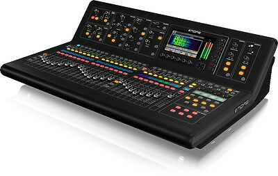 Midas M32 Channel Digital Mixing Console Live and Recording 40-Input Mixer M32IP