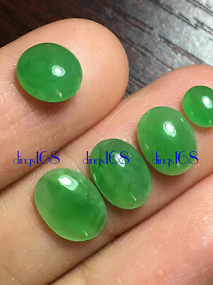 Many PCS 100% Natural A Jadeite egg noodles Pendant Ring Earrings Jewelry JD995