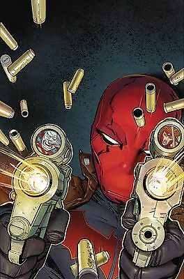 Red Hood and the Outlaws Rebirth #1 1st Print (2016 DC Comics) NM 9.4