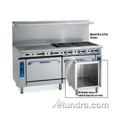 Imperial - IR-2-G48-XB - 60 in Range w/ 2 Burners, Griddle, Standard Oven
