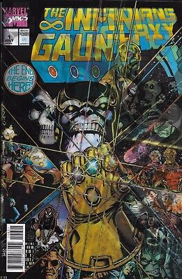 Marvel Guardians of the Galaxy comic issue 146 Limited lenticular variant