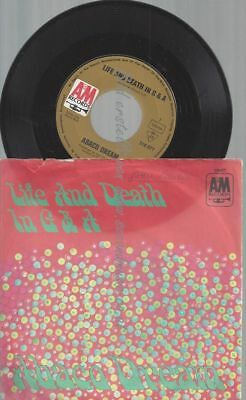 "7"" Abaco Dream Life And Death In G & H"