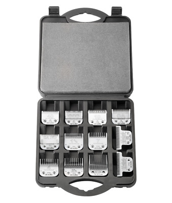 ANDIS CLIPPER BLADE Protective Storage CASE Tote*Also For Oster,Geib,Wahl,Laube