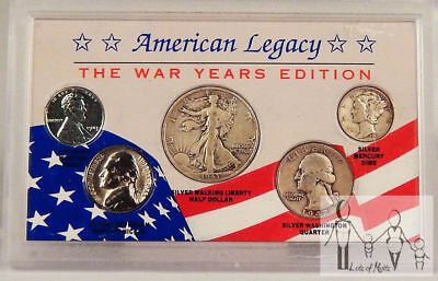 American Legacy Collector's Favorite Edition 5 Coin Set  s18